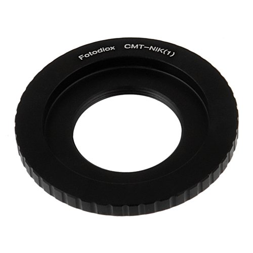 Fotodiox Lens Mount Adapter C Mount