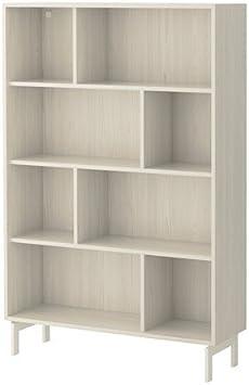 Ikea valje Estantería Alerce Color Blanco; (100 x 150 cm ...