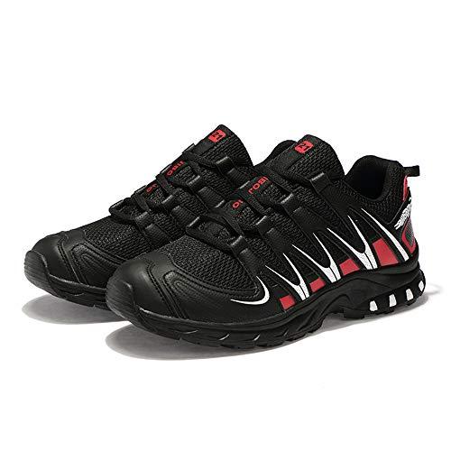Trekking Trailrunning Schuhe Schuhe Atmungsaktiv Dreamshow Herren Wanderschuhe Damen Outdoor Größe Traillaufschuhe Leicht Fitnessschuhe qYWTfTO5