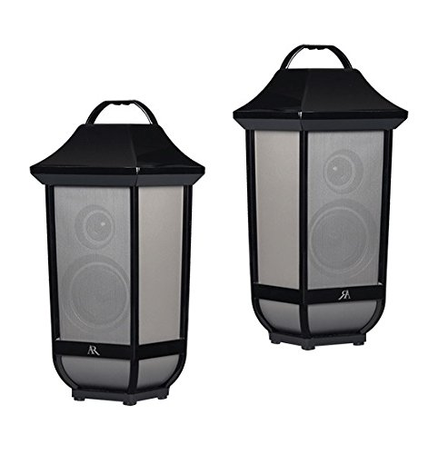 Acoustic Research Portable Bluetooth Speaker Glendale - 2 Pack (Certified Refurbished) AKEDRE AWSEE2BK