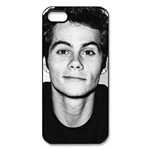 Dylan O'brien Custom Printed Design Durable Case Cover for Iphone 5 5S