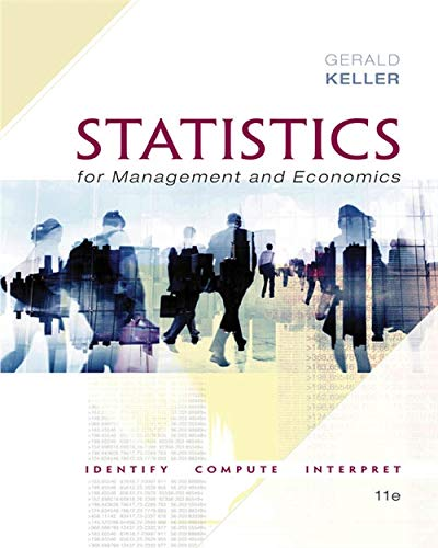 Statistics for Management and Economics + XLSTAT Bind-in