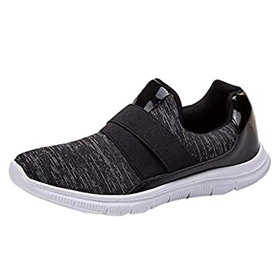 RAINED-Women's Sneakers Ultimafusion Running Shoe Slip On Walking Shoes Lightweight Casual Mesh Sports Shoes