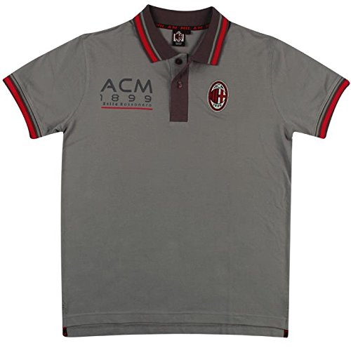 Sabor AC Milan Polo para Hombre, Primavera/Verano, Hombre, Color ...