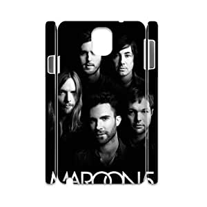 Clzpg 3D High-quality Samsung galaxy Note3 N9000 Case - maroon 5 DIY 3D cover case