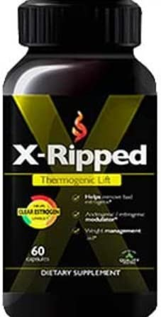 X-Ripped Thermogenic Lift Raspberry Ketone Master blend - Weight Loss Support