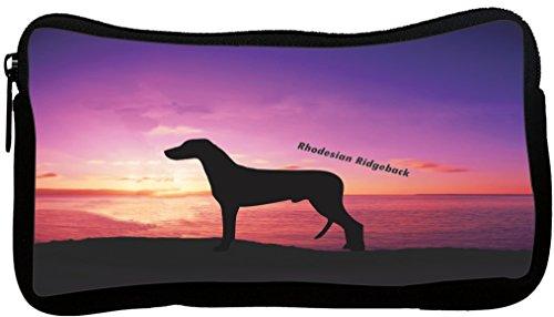 Rikki Knight Rhodesian Ridgeback Dog at Sunset Neoprene P...