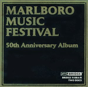 Marlboro Music Festival 50th Anniversary Album - Recordings, 1969 - - Strings Festival