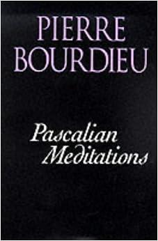 Pascalian Meditations