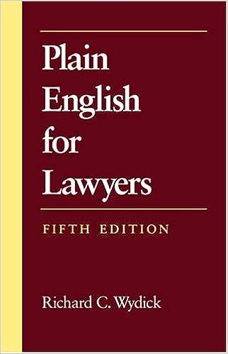 legal writing in plain english pdf