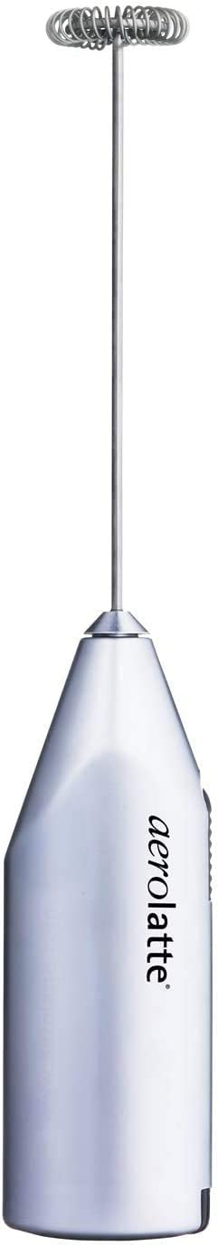 Aerolatte Milk Foamer, The Original Steam-Free Frother, 8.5-Inch, Satin Finish: Electric Milk Frothers: Kitchen & Dining