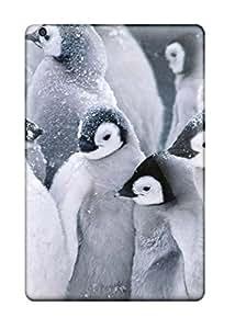 TuqDpKI14157ePTjJ Faddish Cute Arctic Penguins Case Cover For Ipad Mini/mini 2