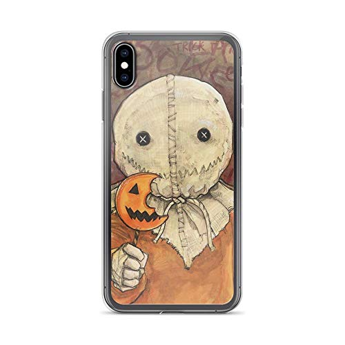 iPhone Xs Max Pure Clear Case Cases Cover Trick 'r Treat Movie Sam Samhain