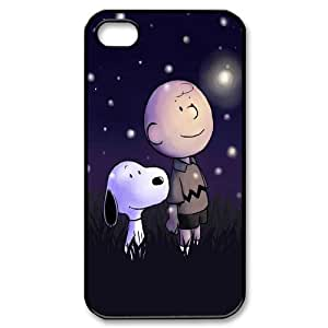 [H-DIY CASE] For Iphone 4 4S-Love Snoopy-CASE-8