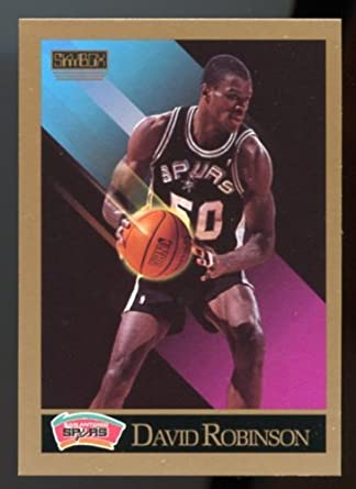 1990 91 Skybox 260 David Robinson First Skybox Card Mint