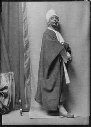 HistoricalFindings Photo: Skinner,Otis,Kismet,actors,costumes,photographs,A Genthe,1912 2