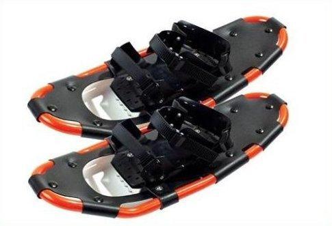 D&S Vertriebs GmbH bietet klassische und günstige Schneeschuhe an.