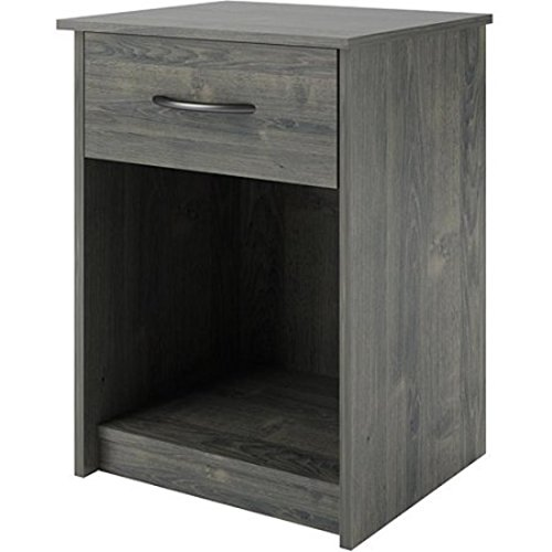 Side End Table, Multiple Finishes (Rodeo Oak) ()