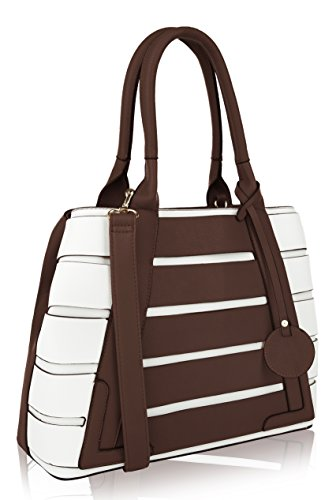 Mia Crossbody Farrow Coffee by Stunning Collection Handbags Beijing MKF Tote Women Designer K zwSPq