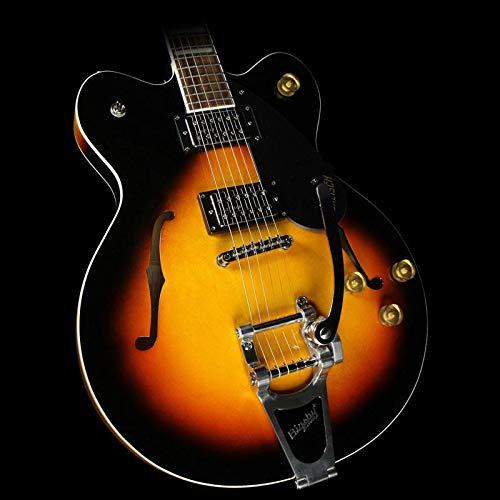 Cutaway Gretsch Guitar (Gretsch Guitars G2622T Streamliner Center Block Double Cutaway with Bigsby Aged Brooklyn Burst)