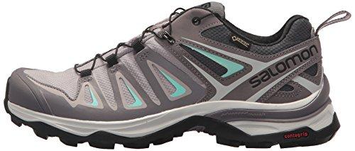 Salomon Women's X Ultra 3 GTX Trail Running Shoe, Magnet, 5 M US by Salomon (Image #5)