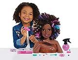 Barbie JPL63345 Sparkle Deluxe Styling Head-Afro