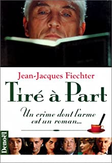 Tiré à part, Fiechter, Jean-Jacques