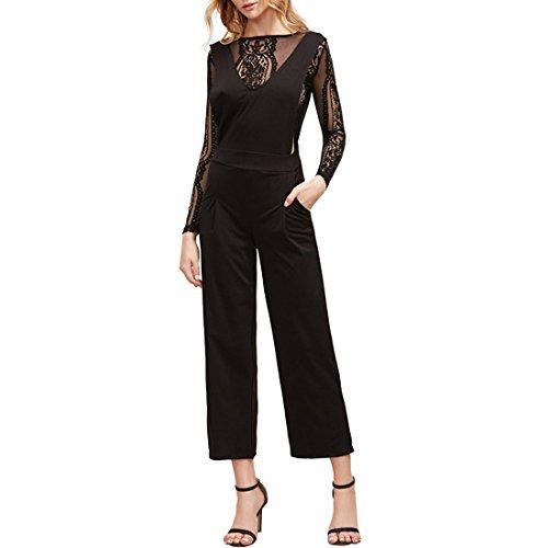 Top Destinas Women's Long Pants Playsuit Club Cocktail Jumpsuit Romper hot sale
