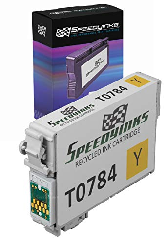 (Speedy Inks Remanufactured Ink Cartridge Replacement for Epson 78 (Yellow))