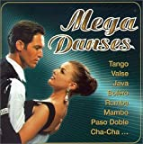 Coffret 4 CD : Mega Danses