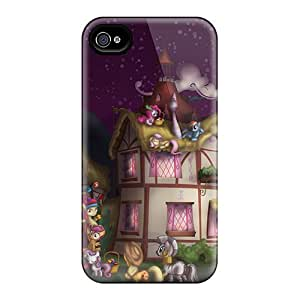 Iphone Covers Cases - A Ponyville Dusk Protective Cases Compatibel With Iphone 6plus