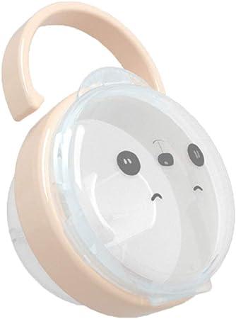 Vivitoch - Caja de almacenamiento para chupete de bebé, diseño de panda Ap: Amazon.es: Hogar