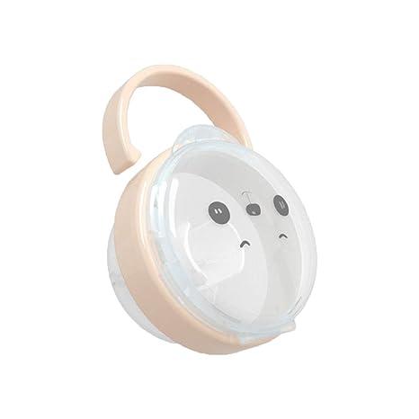 Caja de almacenamiento para chupete de bebé, diseño de panda ...