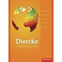 Diercke International Atlas: Universalatlas - englisch