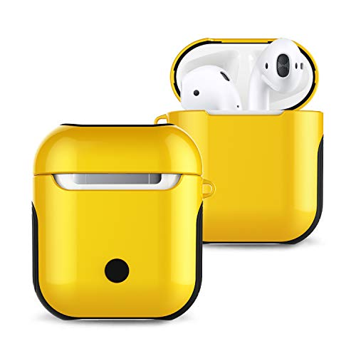 Airpods Case Cover Skin - Romozi Airpod Case with Lanyard Ul