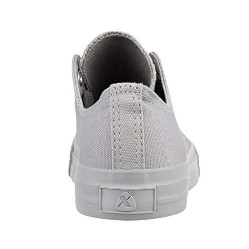 one Grau colour Sneaker donna Elara qOxnPv7WBw