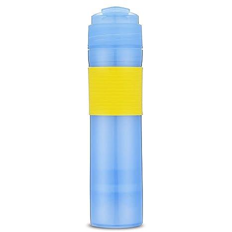 Amazon.com: Botella de prensa francesa portátil de plástico ...