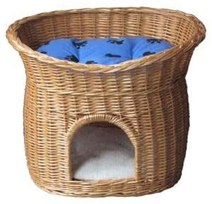 Amazon.com : Penthouse Double Woven Pet Bed : Size ONE