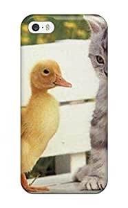 Top Quality Protection Cats S Case Cover For Iphone 5/5s