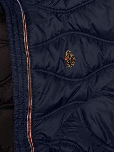 Jacket Zm400728 Navy Luke Ruby Sport Quilted qOwI1Ia