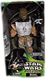 "Star Wars ""Power of the Jedi ""12 Inch Bounty Hunter with Blaster Rifle"