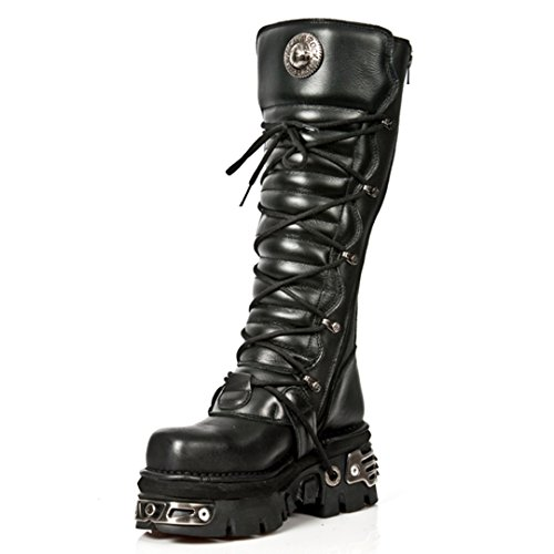 NEWROCK NR M.272MT S1 Black - New Rock Boots - Unisex r22Wh5w