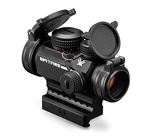 Vortex Optics Spitfire 1x Prism Scope - DRT Reticle (MOA)