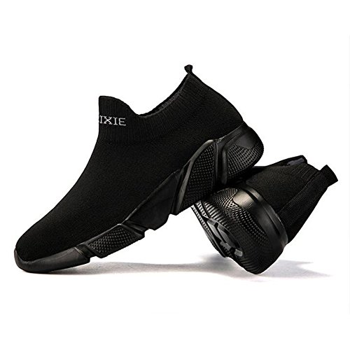 Fall Perezosos On Soles New de Zapatos Ligeros de Casuales Zapatos Shoes Zapatos señora Socks Mujer Do Zapatos Slip de Moda BqEUwxZP