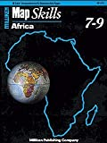 Africa Map Skills Transparencies: Upper Level by MILLIKEN PUBLISHING