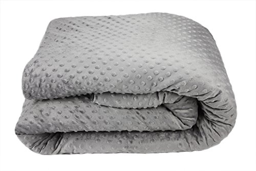 Cheap Miss Mila Weighted Blanket Adult with Removable Cover|48