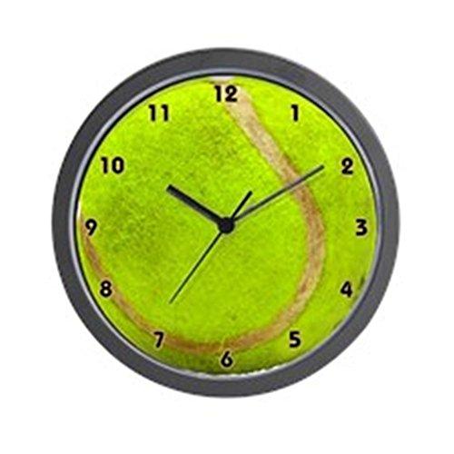 CafePress – Tennis Wall Clock – Unique Decorative 10″ Wall Clock For Sale