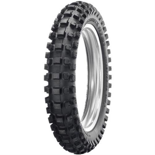 Dunlop Geomax AT81 Soft/Intermediate Terrain Tire - Rear - 120/90- 18 , Position: Rear, Rim Size: 18, Tire Application: Intermediate, Tire Size: 120/90-18, Tire Type: Offroad, Load Rating: 65, Speed Rating: M 32AT04 (90 Dunlop Motorcycle Tire 120 18)