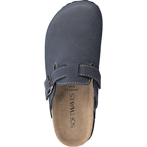 Slippers Blue Men's Softwaves Open 276002801 Back Xw6ZqpI
