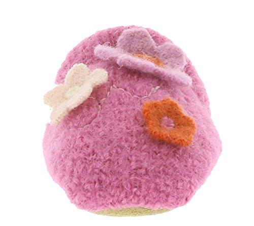 HAFLINGER Babyschuh Aroma Schuhe Kinder Hausschuhe Krabbelschuhe Rosa 653035 0 28 Rosa
